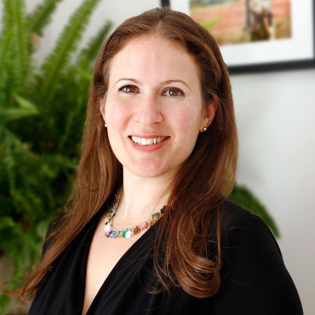 Nutritionist Michelle Heighington