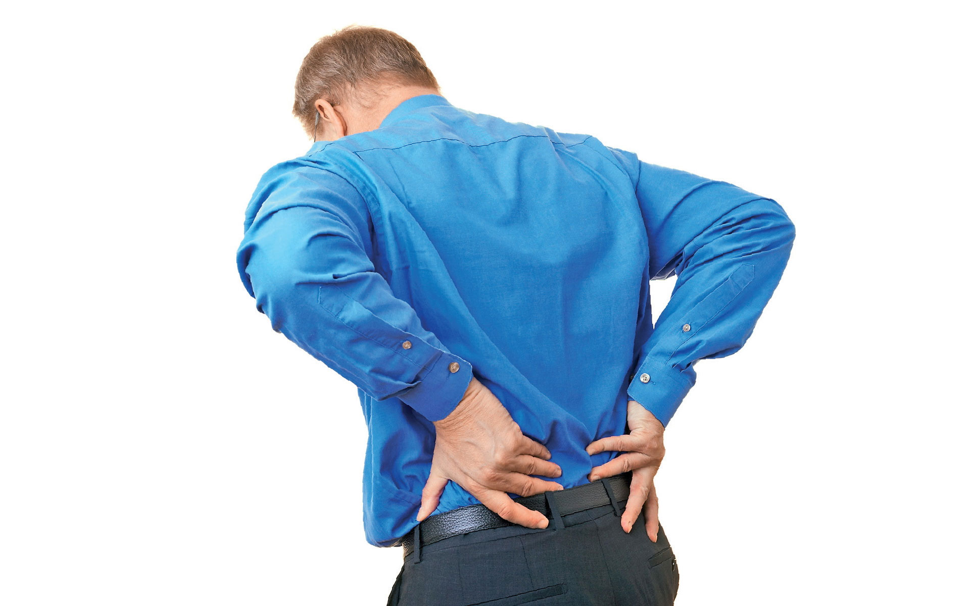 Reducing Recurrent Lower Back Pain