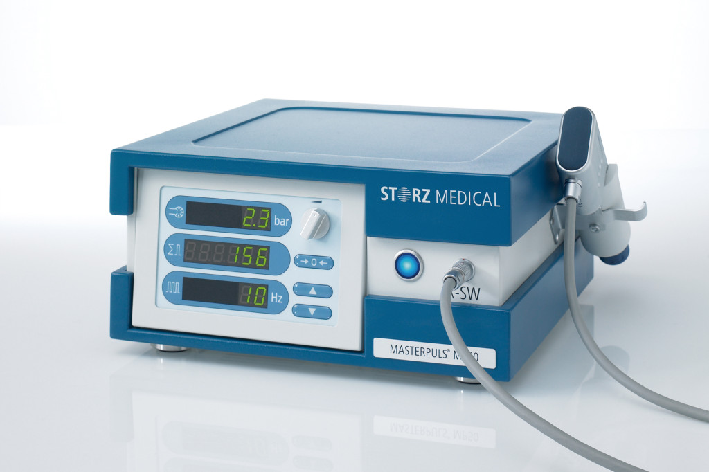 Shockwave Therapy Machine: Stortz Medical MP50