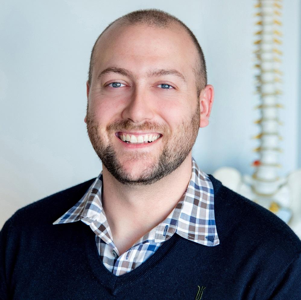 Toronto Chiropractor Dr Matthew Serrick