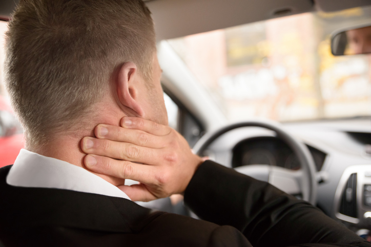 Tips to Alleviate Neck and Back Pain While Driving